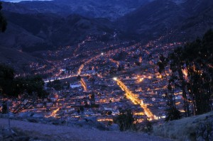Ночной Куско
