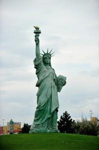 Статуя колмарской Свободы